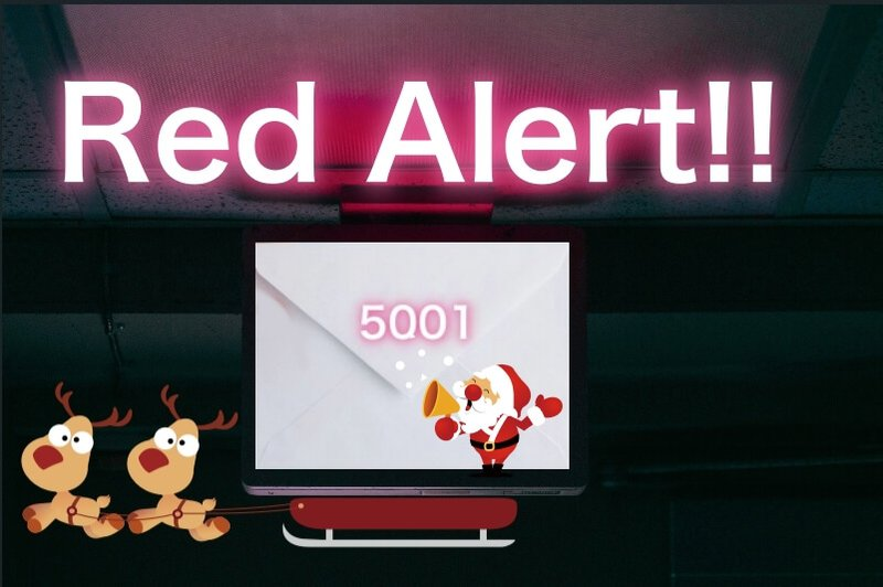 Red alert 5001 email swipes Matt Bacak
